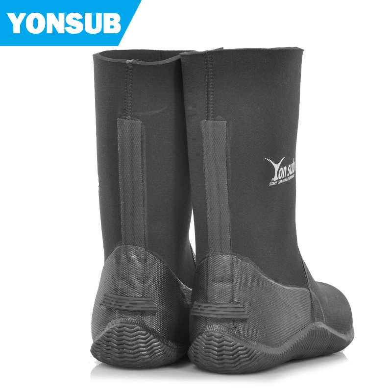 Snorkeling neoprene water sports scuba diving boots