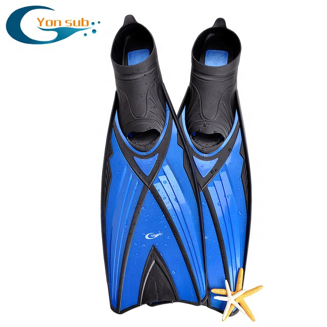 YONSUB Full Foot Snorkelling Scuba Diving Fins For Adult