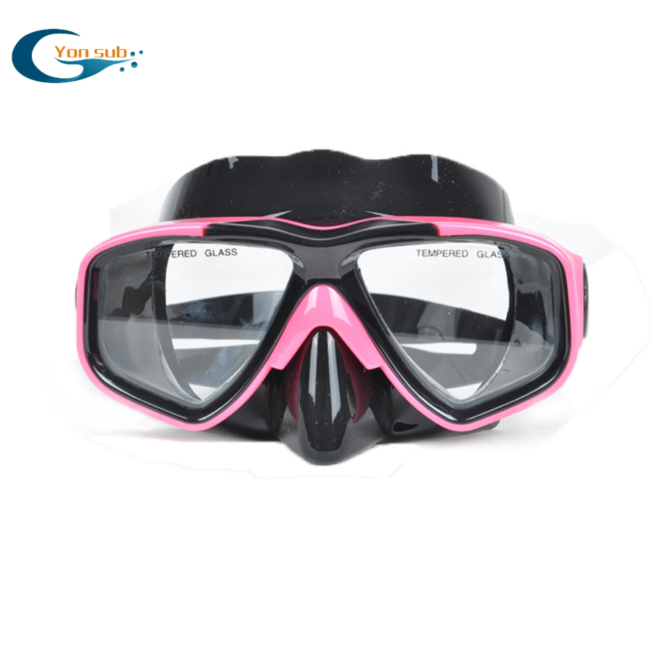 Wholesale silicone diving mask for adult