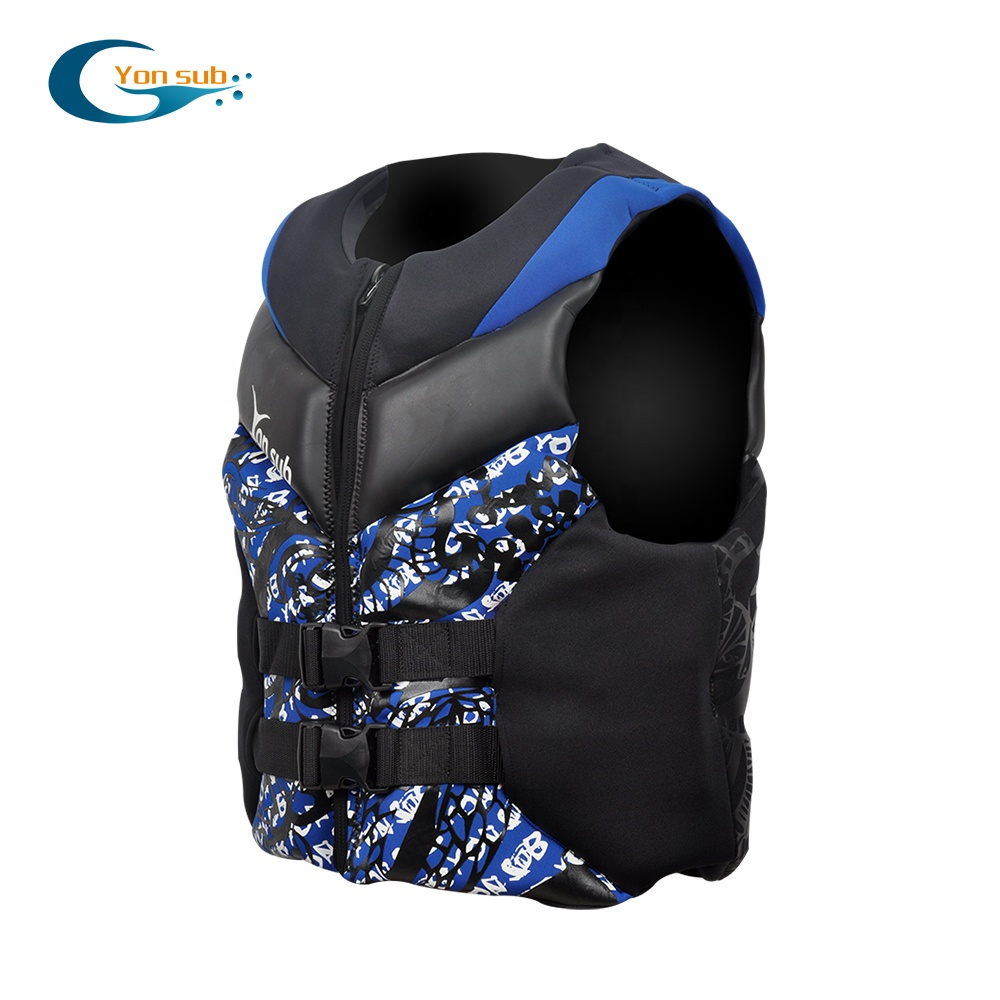 Swim safety marine life jacket
