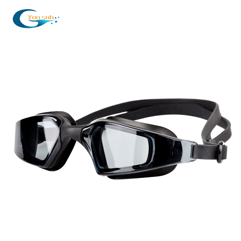 Professional swimming goggles no leaking anti fog uv protection